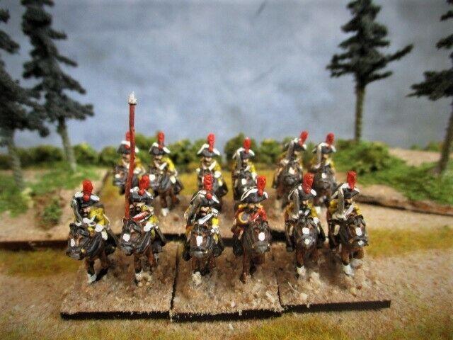 10mm napoleónicas español caballería brigrade, magistrado militum Pack Pintado A Pedido
