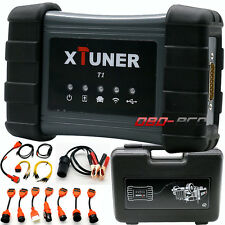 XTUNER T1 Heavy Duty Truck Auto Diagnostic Tool DTC VCI WIFI & USB PC-to-Vehicle