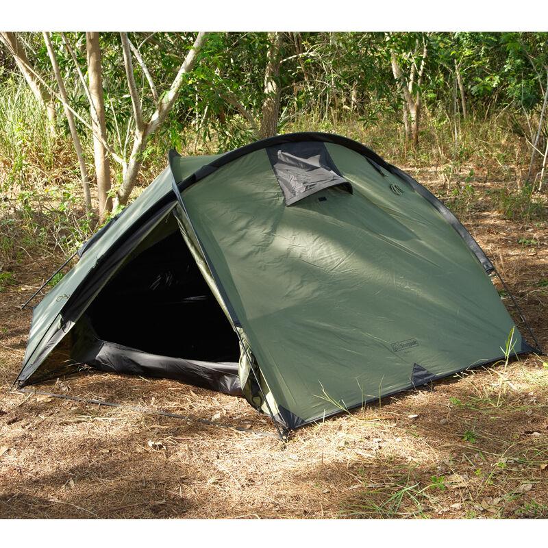 Snugpak The Bunker Zelt 3 Person 4 Jahreszeiten Taktische Militär Schutz Olive