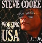 Working For The USA by Steve Cooke (CD, 2012, Cooke Entertainment)