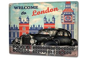Perpetual-Calendar-Wanderlust-City-London-Tin-Metal-Magnetic