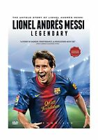 Messi Lionel Andres - Legendary Free Shipping