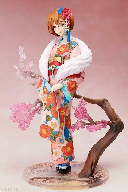 VOCALOID - Meiko Hanairogormo Ver. 1 8 Pvc Figure by Stronger SOLDEN