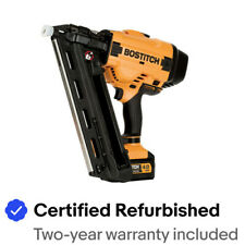 BOSTITCH 20V MAX 4.0 Ah 28Deg Framing Nailer BCF28WWM1-R Certified Refurbished