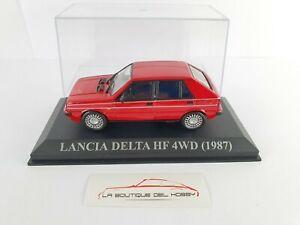 LANCIA-DELTA-HF-4WD-1987-ALTAYA-ESCALA-1-43