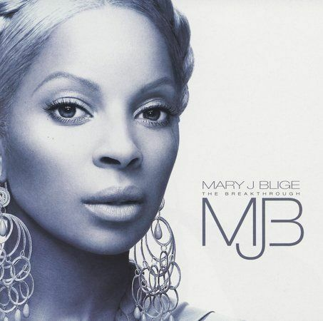 1 of 1 - Mary J. Blige The Breakthrough Dec-2005, Geffen R&B Cd Low Postage