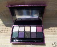 Victoria's Secret Midnight Jewels Eye Shadow Palette (10 Shadows & 1 Eyeliner)