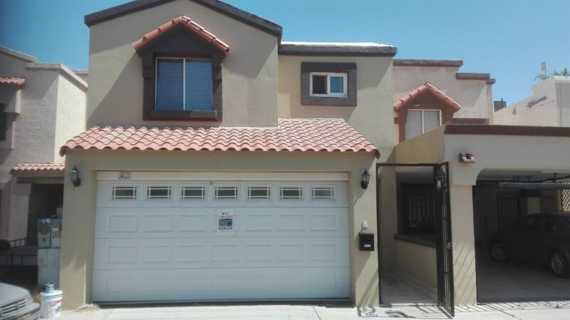 Se renta casa de 3 habitaciones en Montecarlo Mexicali