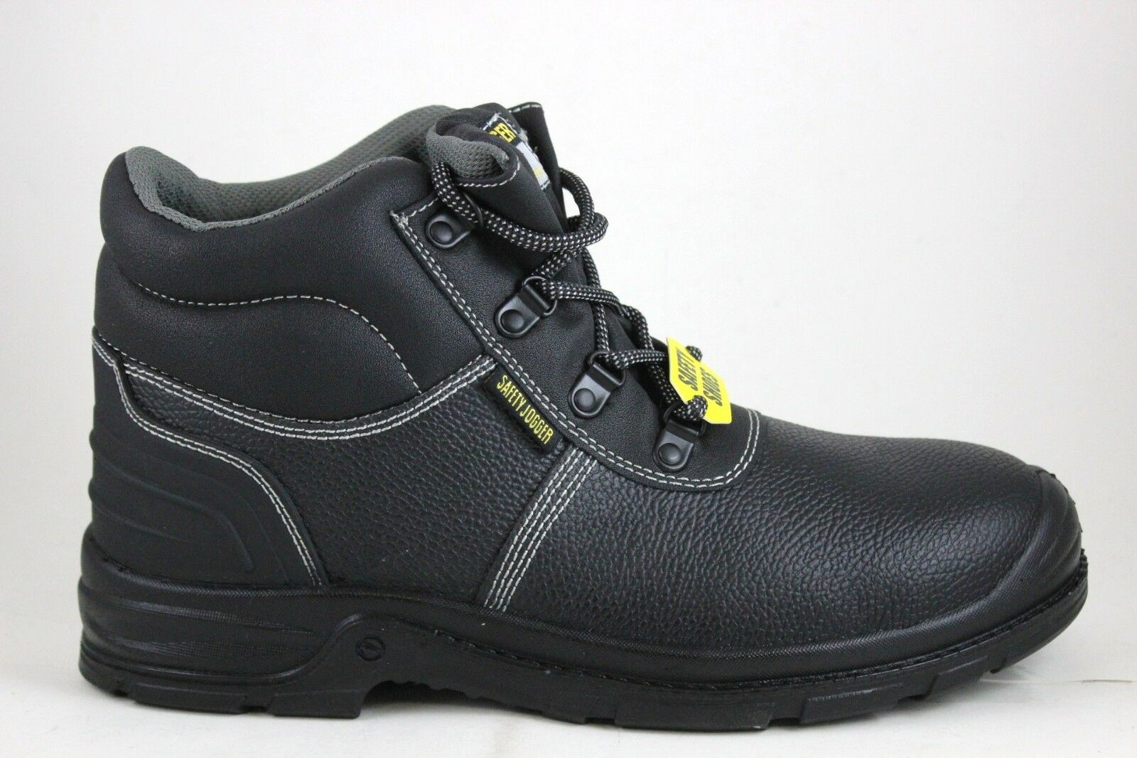 Men's Safety Jogger BestBoy2 safety Boot Black Brand New In Box