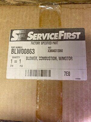 Trane American Standard Furnace Inducer Motor 702112479 7021-1249 X38040313027