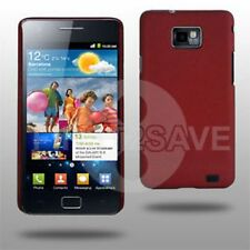 RED HYBRID HARD CASE COVER FOR SAMSUNG GALAXY S2 i9100