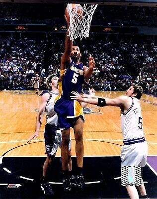 ROBERT HORRY 8X10 PHOTO LOS ANGELES LAKERS LA BASKETBALL NBA PICTURE