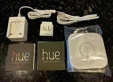NEW Philips Hue Bridge 2.0 Hub 2nd Generation (Light Bulb Smart LED Color)