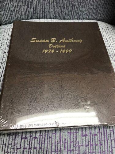 NEW DANSCO SUSAN B ANTHONY DOLLARS 1979-1999  BOOK #7180  SEALED