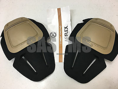 NEW Crye Precision Airflex Combat Elbow Pads PAD-EF3-00-000 knee