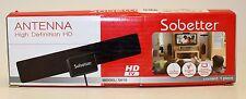 Sobetter TV Indoor 35 Mile Range High Deff Digital HDTV Reception Antenna S010