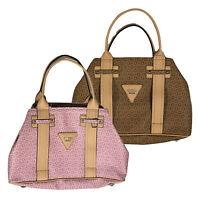 Guess Purse Bright Candy Logo Handbag Mocha Rose Dd309330 Bag Beige Tote