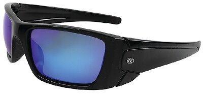 New Cubera Polarized Sunglasses yachter/'s Choice 43203 Blue Mirror Lens