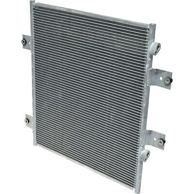 A//C Condenser For 97-09 International Harvester 4400 4300 9.3L L6 Great Quality