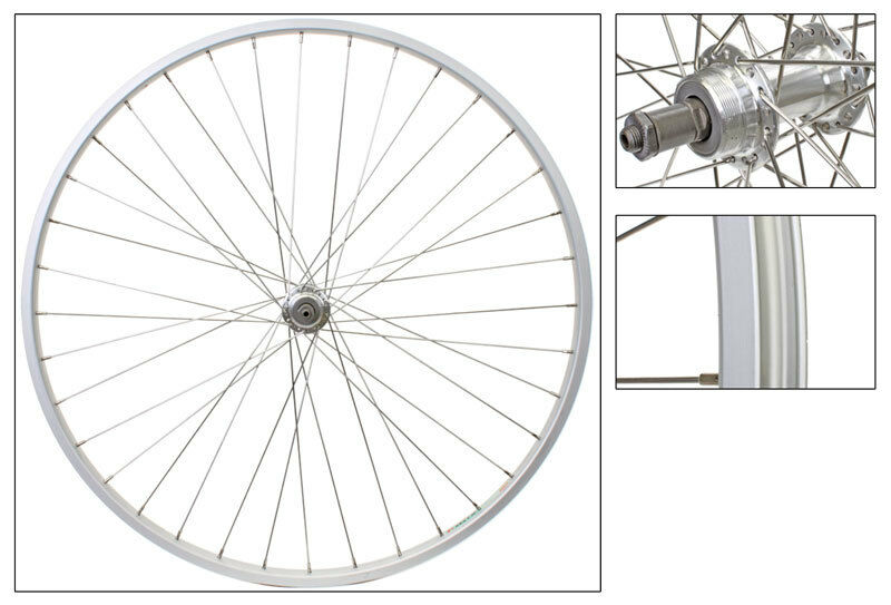 WM Wheel Posteriore 27x1-1 4 630x19 Aly Sl 36 Aly Fw 5 6 7sp Qr Sl 126mm Ss2.0sl