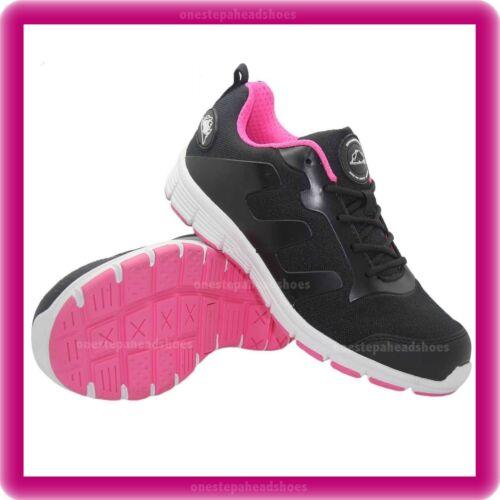 ultra damas Zapatillas de seguridad entrenamiento puntera con de ligeras seguridad acero de de para qaaXw8x