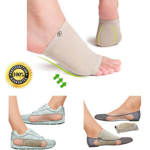 2PCS-Arch-Support-Gel-Orthotic-Insole-Plantar-Fasciitis-Foot-Sleeve-Cushion-Pad