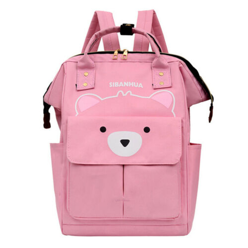 Mummy Maternity Nappy Diaper Bag Large Capacity Baby Bag Travel Backpack ZB