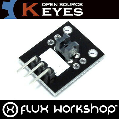 Keyes Optical Interrupt Module KY-010 Arduino Raspberry Pi Flux Workshop