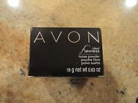 Avon Ideal Flawless Loose Powder Light