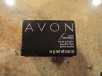 Avon Ideal Flawless Loose Powder Medium