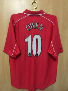 6110504c4fc Image is loading LIVERPOOL-ENGLAND-2000-2002-HOME-FOOTBALL-SHIRT-JERSEY-
