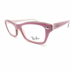4b45a83da4 Ray Ban RB 1550 3656 Pink Light Pink Authentic RX Frames New