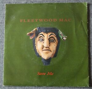 Fleetwood mac, save me / another woman (live), SP - 45 tours | eBay