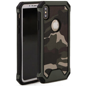custodia iphone x militare