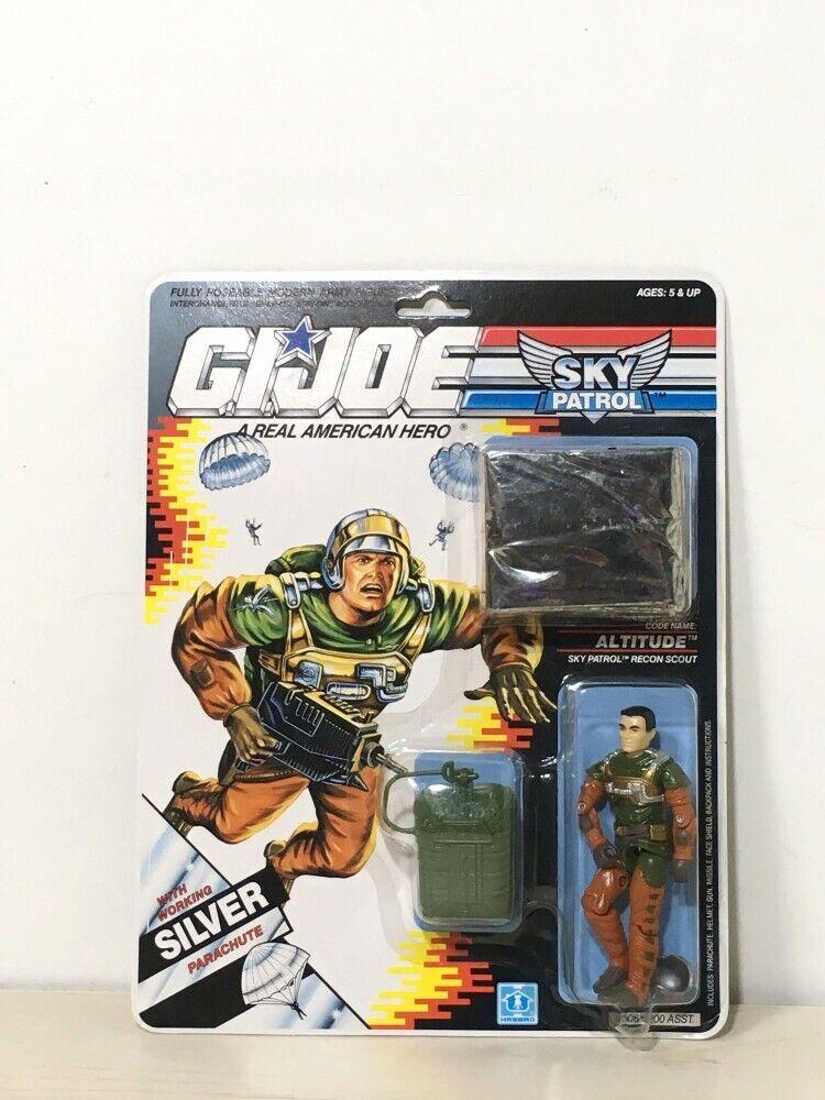 1989 Hasbro GI JOE cielo PATROL ALTITUDE Sealed Mint  On autod  trova il tuo preferito qui