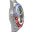 miniature 5 - Oceaneva-Men-039-s-Deep-Marine-Explorer-GMT-1250M-Pro-Diver-Watch-Blue-and-Red