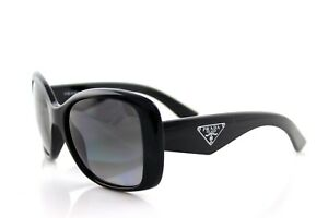 POLARIZED NEW Limited Edition PRADA Timeless Sunglasses SPR 32P PR 32PS 1AB 5W1