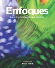 Enfoques: Curso Intermedio de Lengua Espanola, 3rd Edition (Spanish Edition) by