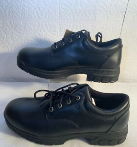 Shoes-For-Crews-Mens-Sz-16W-Cade-67718-Work-Soft-Toe-EH-Rated-Oil-Slip-Resistant