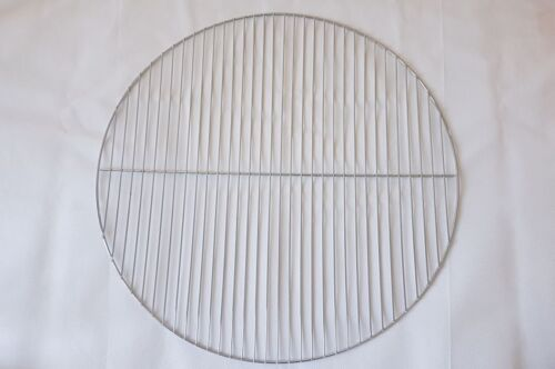Grillgitter 60 cm rund verchromt Grillrost