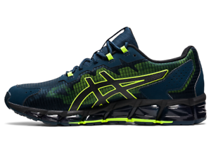 Asics Hommes Chaussures De Course Formation Gel-Quantum 360 6 Sports Athlétisme 1201A113-400