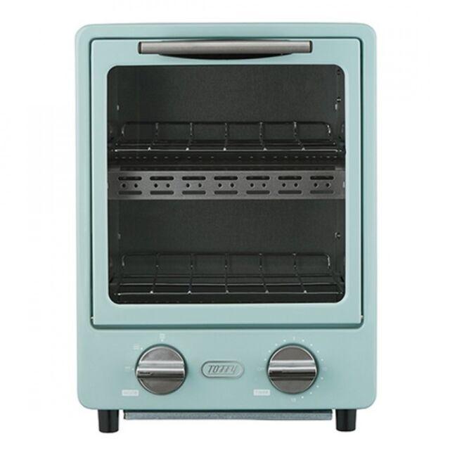 Francfranc Toffy Oven Toaster K Ts1 Pa Blue Ac100v Kitchen Appliances Cooking