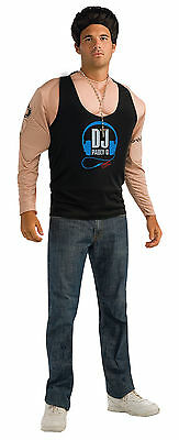 Mens XL Deluxe DJ Pauly D Costume - Jersey Shore Costumes