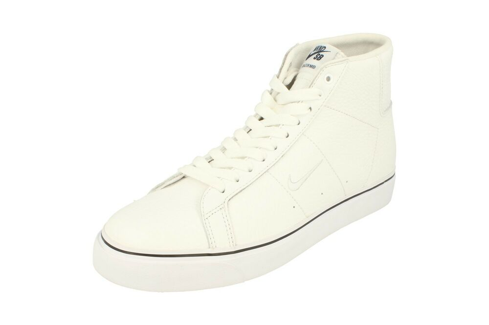 Nike Sb Blazer Zoom Mid QS homme Baskets Montantes 917755 Baskets Chaussures 114-