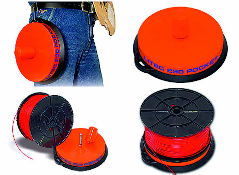 Litec 250 Kabel Abroller Profi-Gerät Profi-Gerät Profi-Gerät Kabelabroller Kabelhaspel Leitungsabroller | Good Design  4430df