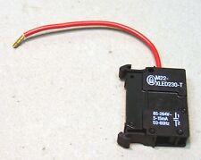Moeller Eaton Vorschaltelement 85-264V M22-XLED230-T NEU