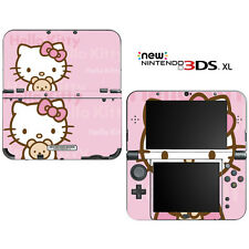 Cute Kitty for New Nintendo 3DS XL Skin Decal Cover
