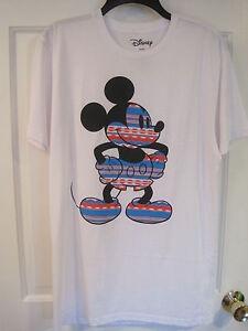 NEW-Disney-Mickey-Mouse-Southwest-Size-L-T-Shirt-NEW