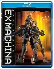 Appleseed: Ex Machina (Blu-ray Disc, 2008, 2-Disc Set)