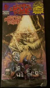 Insane Clown Posse  - The Pendulum 2 Comic Book CD SEALED dark lotus twiztid icp